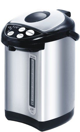 Sunpentown Home Indoor Kitchen 3.6L Hot Water Dispenser With Stainless Body And Multi-Temp