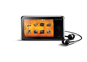 Creative Labs Zen X-Fi 2 16 GB MP3 and Video Player with Touchscreen and Built-In Speaker (Black)