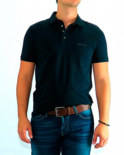 Guess by Marciano - Polo Guess by Marciano Basic Logo - S, nero