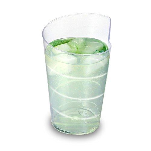 Verrines en plastique SPIRO 50 ml par 50
