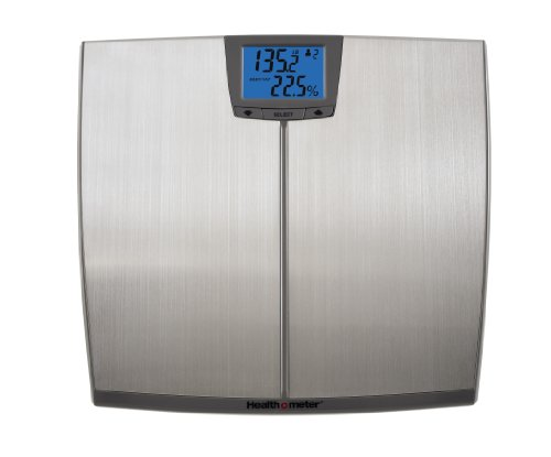 Health-o-meter Stainless Steel Body Fat Scale  BFM142DQ-99