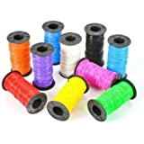 Plastic Lacing Cord 10 Pack