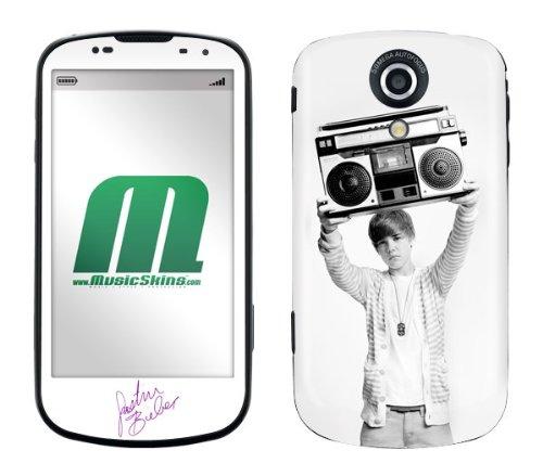 Musicskins, Ms-Jb80215, Justin Bieber - Boombox, Samsung Epic 4G Galaxy S (Sph-D700), Skin