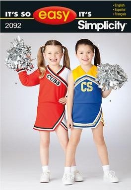 CHEERLEADING COSTUME PATTERNS | Patterns For You