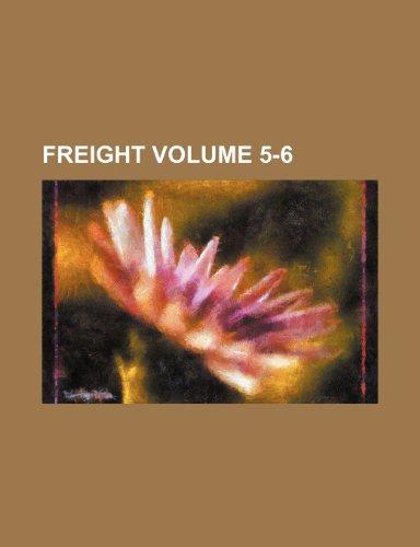 Freight Volume 5-6