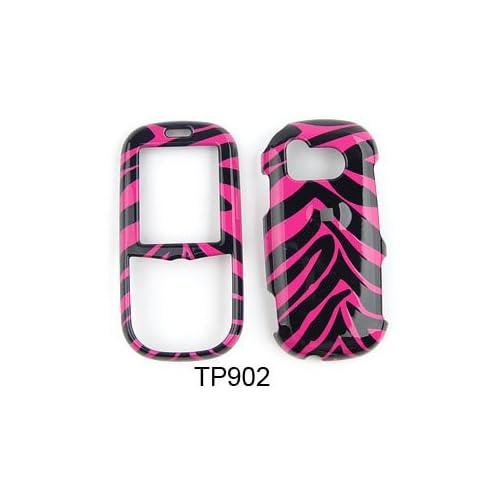 SAMSUNG Intensity u450 Pink Zebra Skin Hard Case,Cover,Faceplate,SnapOn,Protector