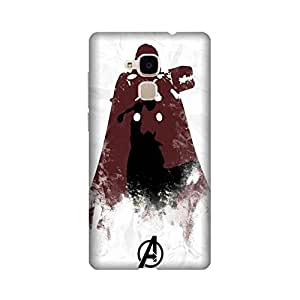 StyleO Honor 5C Designer Printed Case & Covers (Honor 5C Back Cover) - Avengers