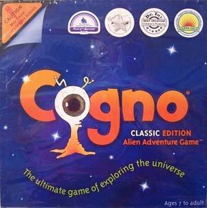 Cogno Alien Adventure Game - 1