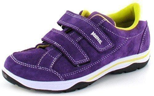 MEINDL mermaiden Sneaker semi scarpe, Forlì Junior in Viola giallo, Viola (viola), 28