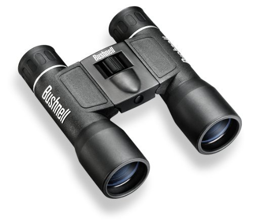Bushnell Powerview 12X32 Compact Folding Roof Prism Binocular Binocular Color: Black Size: 12X32