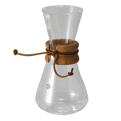 RoomClip商品情報 - Chemex ケメックス コーヒーメーカー マシンメイド 3カップ用 ドリップ式 CM-1C