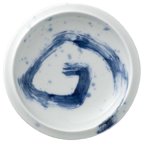 有田焼 匠の蔵 口福(こうふく)なお茶漬け碗シリーズ 小皿 うず潮 T7033