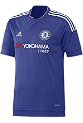 Adidas Chelsea Home Soccer Jersey 2015-2016 YOUTH.