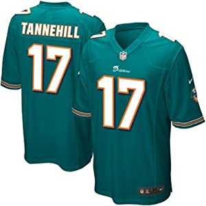 Ryan Tannehill Miami Dolphins NFL Aqua Youth Size Jersey by OuterStuff