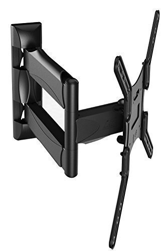 """P4, Medium size model, 32"""" -47"""" Full Motion Cantilever Mount for LED, LCD, & Plasma TV's with Built in Cable Management, 27.3 kg Weight Capacity primary"""
