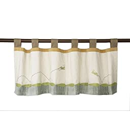 Kenneth Brown Jumping / Jumpin Joy Window Valance