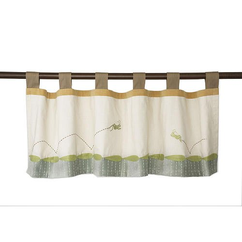 Kenneth Brown Jumping / Jumpin Joy Window Valance - 1