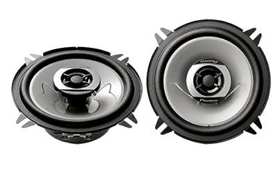 Pioneer TS-G1312i 2-Wege Koaxial Auto-Lautsprecher (13 cm Wooferdurchmesser, 130 Watt) schwarz von Pioneer bei Reifen Onlineshop