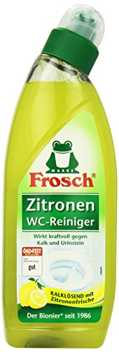Frosch Zitronen WC Reiniger, 750 ml