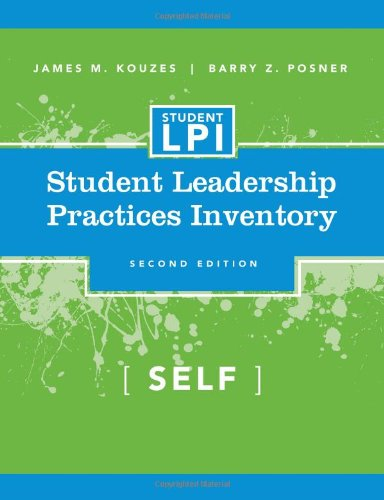 The Student Leadership Practices Inventory (LPI),...