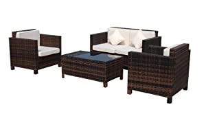 gartenm bel outlet poly rattan gartenm bel garnitur. Black Bedroom Furniture Sets. Home Design Ideas