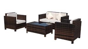gartenm bel outlet poly rattan gartenm bel garnitur. Black Bedroom Furniture Sets. Home Design Ideas