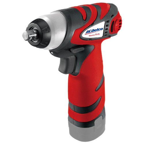 Acdelco Tools Ari810T, 8 Volt, Li-Ion, 3/8 Inch Drive, Impact Wrench (113 Foot Pounds Maximum Torque)- Bare Tool
