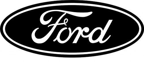 Ford logo car vinyl sticker decal fiesta mondeo focus st uk funny gift humor