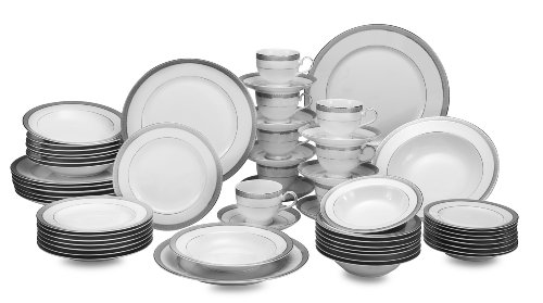 cheap mikasa dinnerware sets reviews stylehive