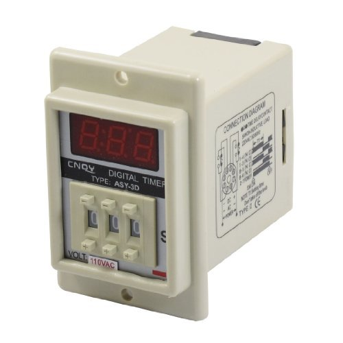 water-wood-ac-110v-8-pin-001-999-second-digital-timer-time-delay-relay-beige-asy-3d