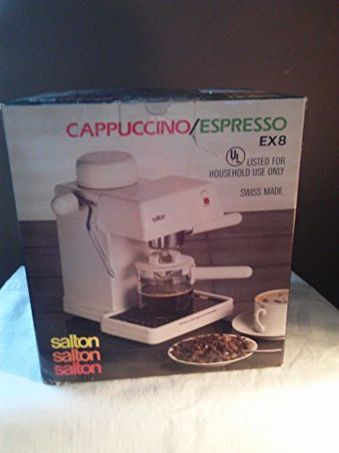 Cappuccino/expresso Machine (Salton Cappuccino compare prices)