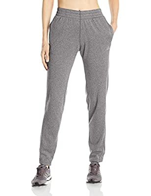 adidas Performance Women's Ultimate Fleece Tapered Pant