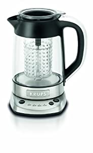 KRUPS FL700D51 Electric Kettle with Tea Infuser