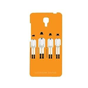ROCKY Designer Printed Back Case / Back Cover for Oneplus 3 (Multicolour)
