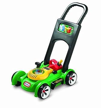 Marvelous Push u Pull Toys Little Tikes Gas un Go Mower