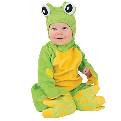 Hoppy The Frog Halloween Costume, Ages 6 Months - 2T