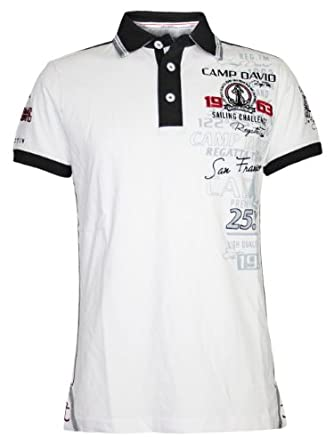 camp david herren designer polo shirt sailing cup xxl bekleidung. Black Bedroom Furniture Sets. Home Design Ideas