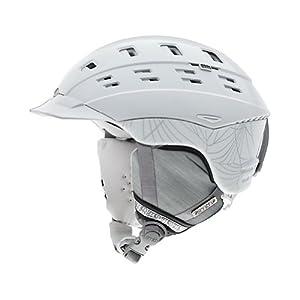 Smith Optics Women's Variant Brim Helmet (Medium/55-59-cm, White Coven)