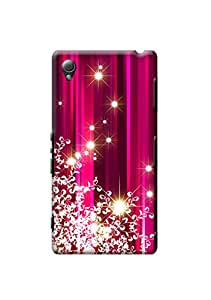 Sony Xperia Z3 Hard Cover Kanvas Cases Premium Quality Designer 3D Printed Lightweight Slim Matte Finish Back Case for Sony Xperia Z3