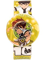 COSMIC Ben 10 Kids Watch(PRINTED ON DIAL Ben 10)