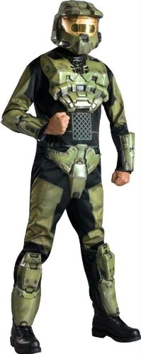 Costumes for all Occasions RU888759 Halo Master Chief Ad Dlx Std