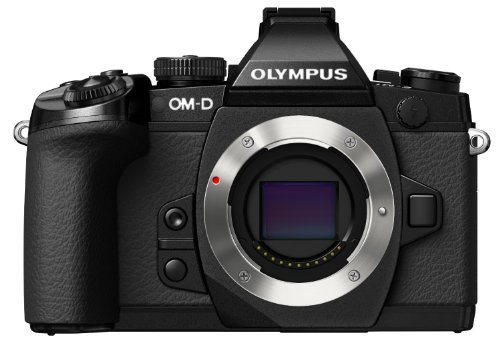Olympus OM-D E-M1 Compact System Camera - International Version (No Warranty) Big Discount