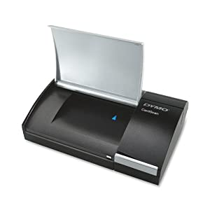 Dymo 1760685 CardScan v9 Personal Contact Management System for PC (Black/Silver)