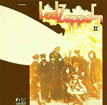 "Cover of ""Led Zeppelin II"""