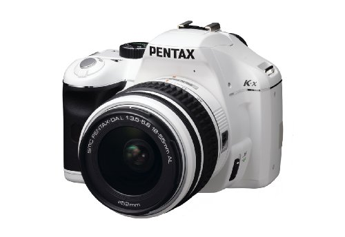 Pentax K-x (with 18-55mm Lens) is one of the Best Digital SLR Cameras Overall Under $800