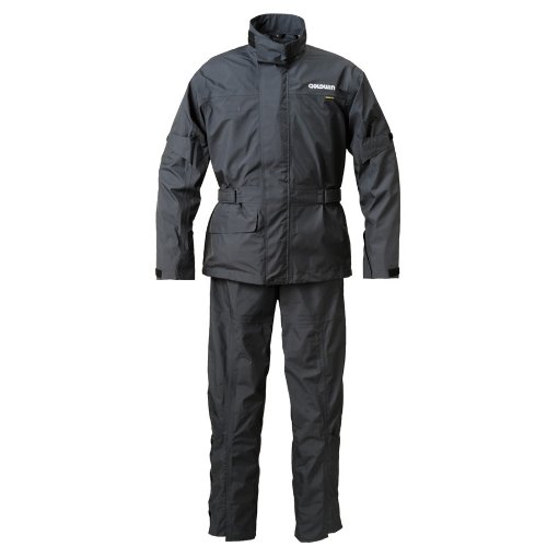Goldwin GWS Gore-Tex rain suit ink black (IK) L GSM12211 (Gore Tex Rain Suit compare prices)