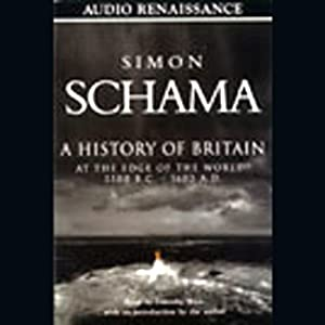 A History of Britain, Volume 1 Audiobook