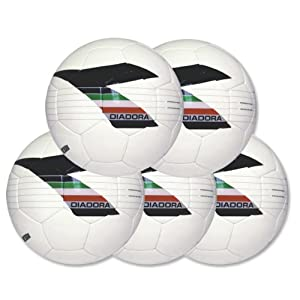 Buy Diadora Stile Ball 5 Pack by Diadora
