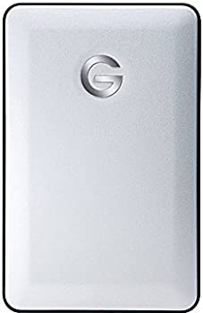 G-Technology G-Drive Slim 500GB External Hard Drive Bundle