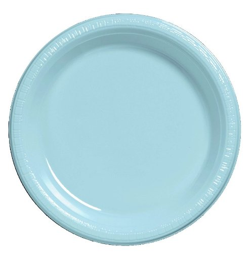 creative-converting-touch-of-color-20-count-plastic-banquet-plates-pastel-blue